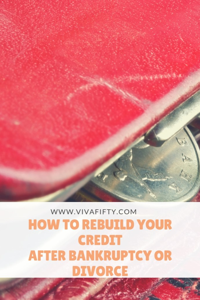 Perhaps your goal is to rebuild your credit after bankruptcy or divorce. Whatever the case may be, it is important that you have a strategy and make every move count. Depending on how you'll be using credit, it could take anywhere from six months to two years to establish or rebuild an acceptable credit rating. So the sooner you start, the sooner you'll see results. #finances #bankruptcy #divorce