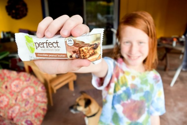 The perfect snack for the family on the go