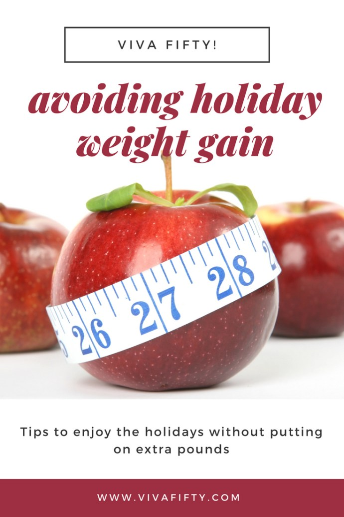 The holidays often mean family gatherings around food. Here are some tips to enjoy these festivities without packing on extra pounds. #holidays #christmas #diet #health