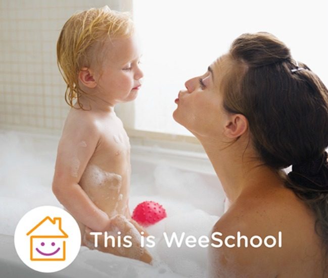 WeeSchool: the app that makes parenting babies easy!