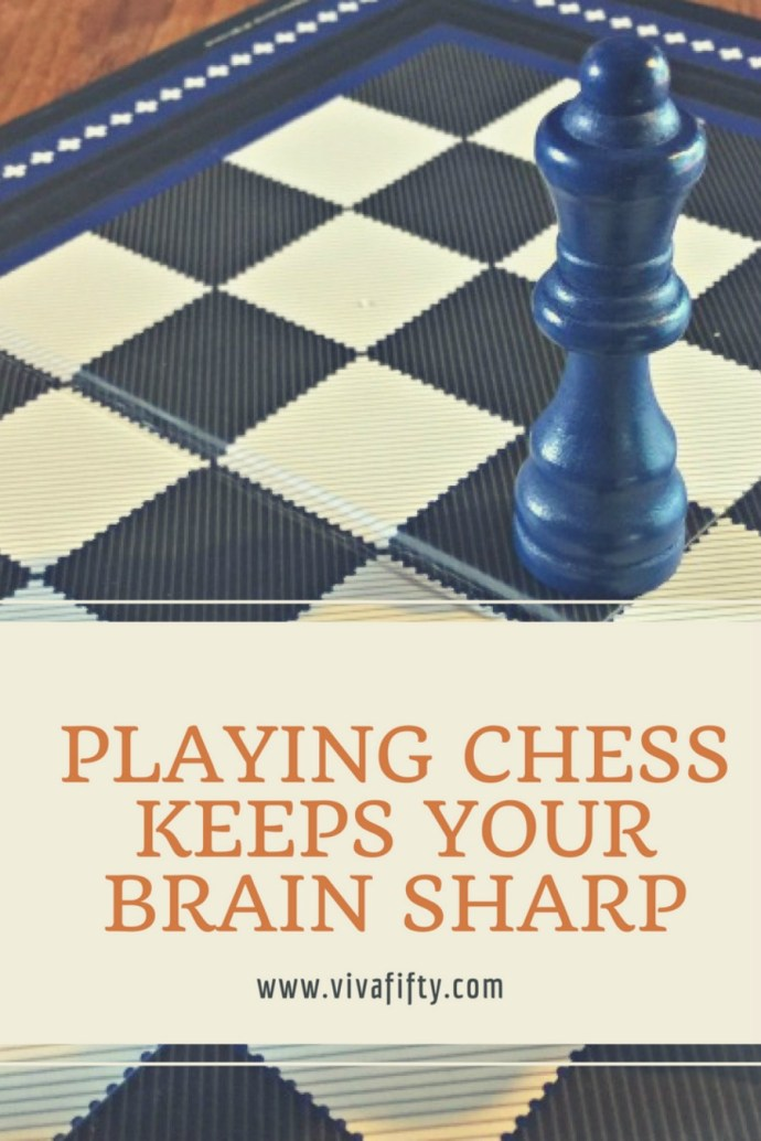 Playing chess regularly keeps your brain sharp at any age