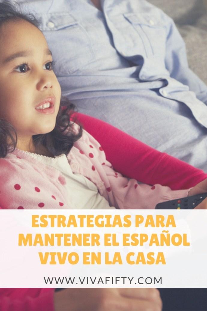 Incluso cuando nuestra comunidad de hispanos y latinos en Estados Unidos es importantísima, criar aquí niños bilingües es todo un desafío. Comparto contigo algunas estrategias que quizá te sirvan con tus hijos o nietos, si vives en un país en el que el idioma español no es el principal. #español #bilingue #latinos
