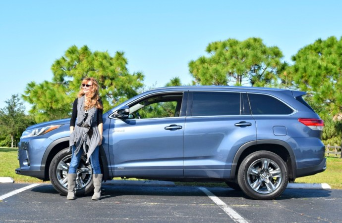 Our experience with the 2017 Toyota Highlander Hybrid Limited