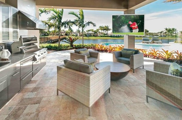 The outdoor TV we all need this summer