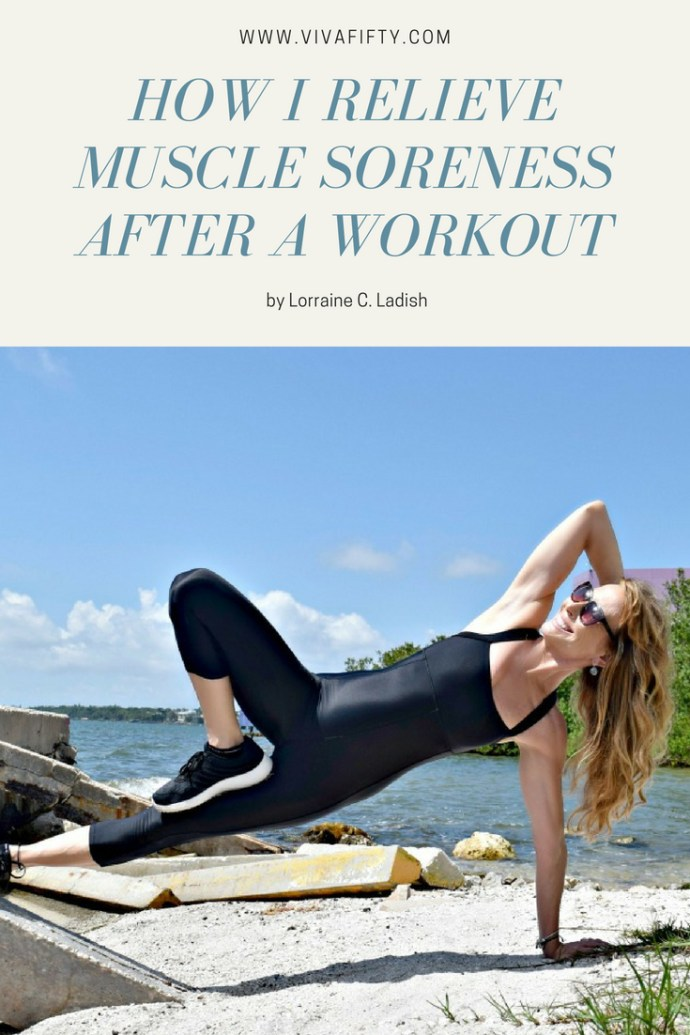 Muscle soreness and joint pain can be prevented but also relieved. See how I deal with it after every workout or yoga practice. AD #yoga #fitness #workout #relief