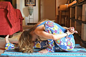 3 Ways yoga can help offset hot flashes