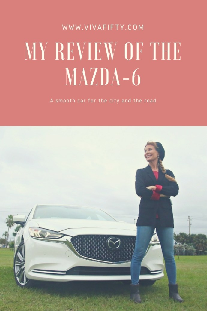 I drove the Mazda6 to my yoga teacher training and around town. It´s a smooth and sleek drive. #drivemazda #mazda #cars #review