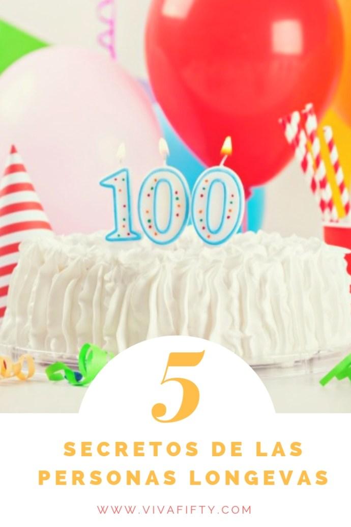 Si quieres llegar a centenaria, no es una idea tan descabellada. Mi propia abuela llegó a los 101, al igual que Kirk Douglas. Aquí compartimos contigo algunos secretos de las personas centenarias. #salud #cienaños #longevidad #medianaedad