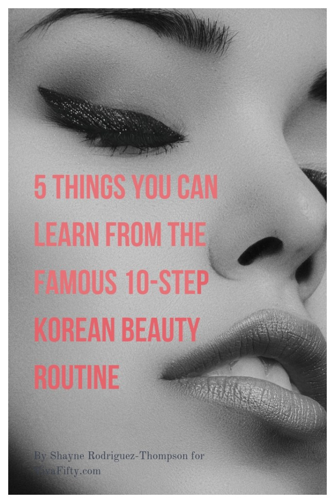 You probably want to know what you can incorporate from the Korean beauty routine without all the hassle and still get loads of benefits. Here are some tips. #koreanbeautyroutine #skincare #beauty