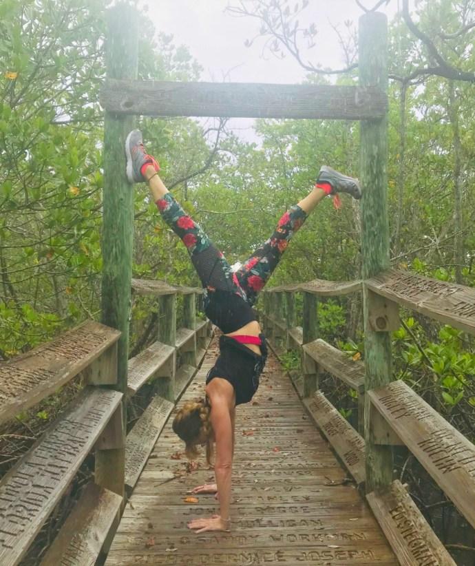 A girls' weekend camping in Pine Island, Florida