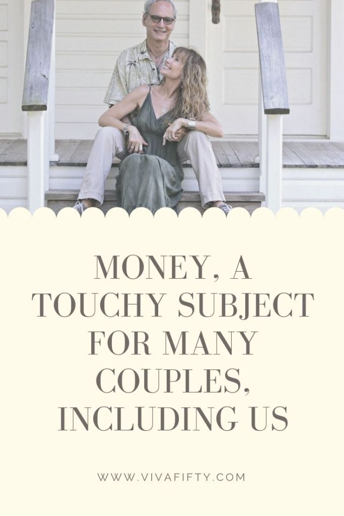 A couple's relationship with money can be complex, mainly because of their different approaches to money. Here's our story so far.  #money #retirement #finances