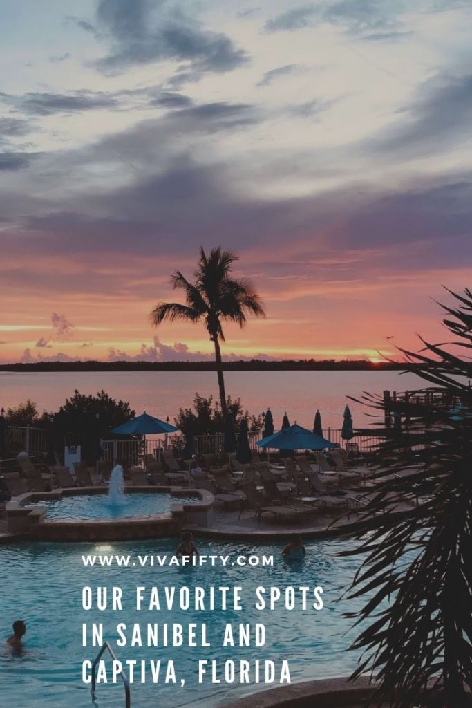 Sanibel and Captiva are not to be missed when you visit Florida. You can room off the islands to save money, and get the best of both worlds. #travel #florida #sanibel #captiva