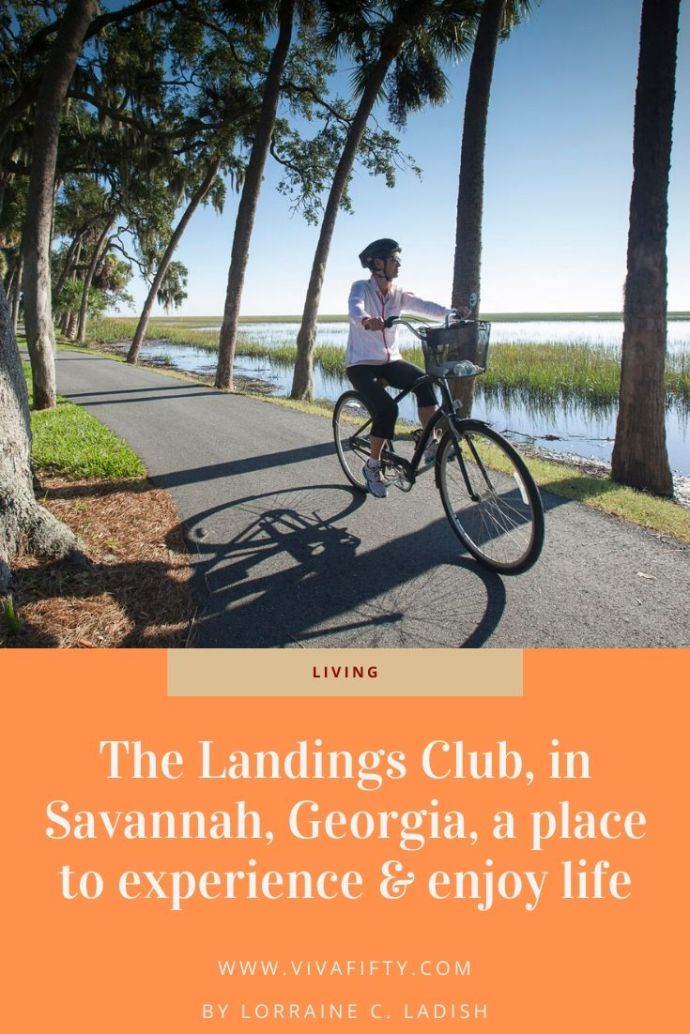 If you're looking for a place to live and play, look no further than The Landings Club on Skidaway Island, Georgia. It has everything you need for an active and engaged life. #ad #savannah