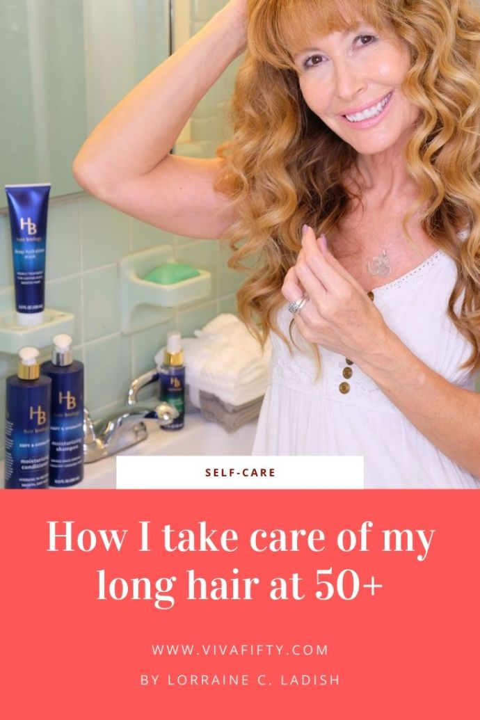 #ad I'm 56 and have no plans to cut my hair short. This is how I care for it and style it to keep it healthy and hydrated. #HairBiology #BolderNotOlder #TargetBeauty #HairBiologyMoisturizingCollection #HairBiologyStylingCollection