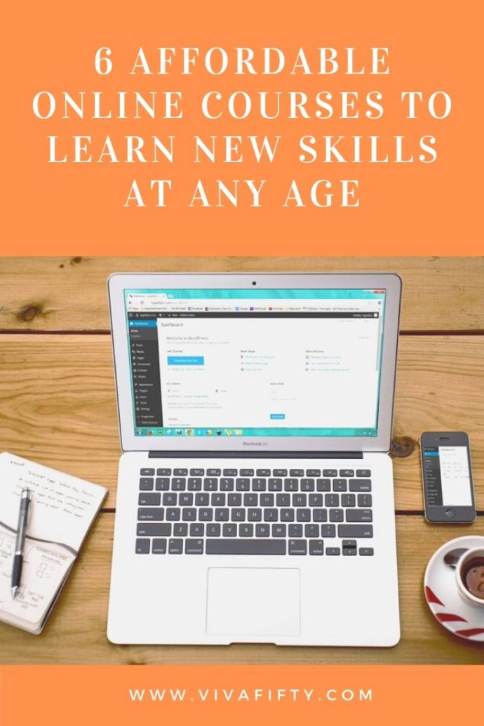 When you can´t physically attend classes, online learning is an effective option. Here are some affordable courses you can take virtually.