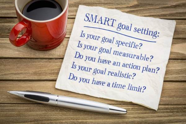 Goal setting for the new year can seem daunting. But with this checklist you will breeze through it before the clock strikes twelve.