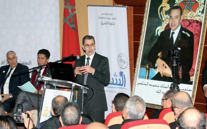 Jerada : El Othmani annonce une batterie de mesures pour calmer la contestation