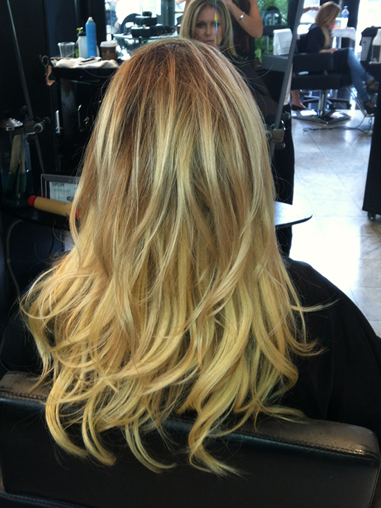 The Perfect Fall Hair Color