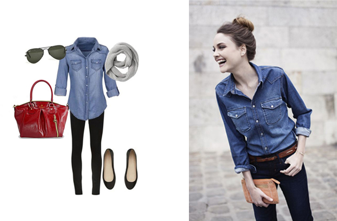 styling your jeans mix and match denim on denim