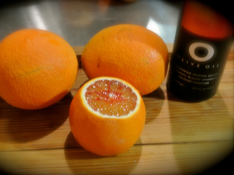 """O"" Olive Oil - Blood Orange"