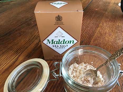 Maldon Smoked Sea Salt 4 4 Oz - Viva Gourmet