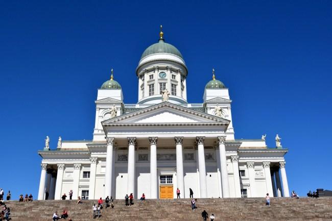 Viva Helsinki Cathedral