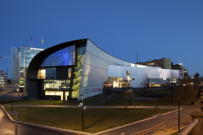 Kiasma Museum of Modern Arts