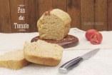 Pan de Tomate Casero. Receta fácil para hacer un pan sano y natural