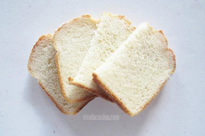 Rebanar el Pan. Receta paso a paso del pan francés
