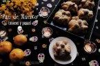Pan de Muerto con Nueces y Pasas - Receta tradicional