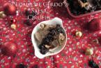 Receta de Lomo de Cerdo en Salsa de Ciruela Pasa
