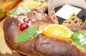 Receta de Rosca de Reyes casera. Dulce tradicional de Navidad