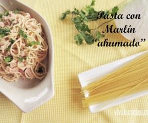 Pasta con Marlín