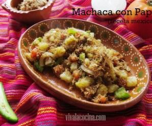 Machaca con Paas