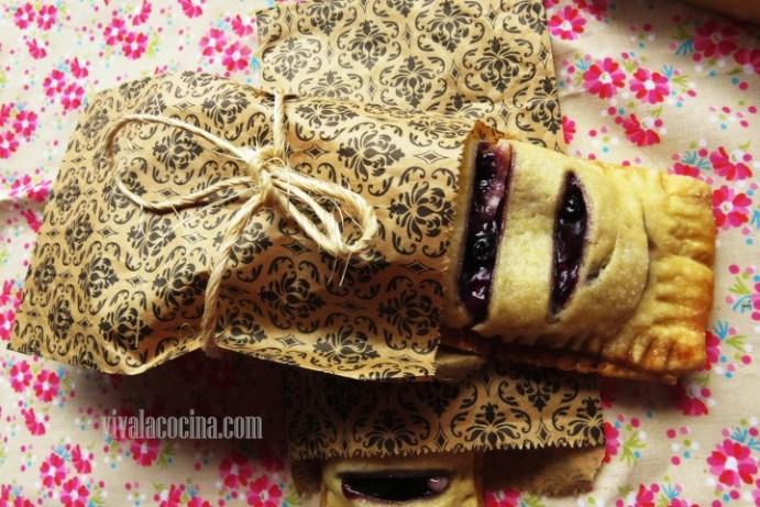 Tarta de Arandano lista para llevar