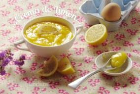 Crema de Limón o Lemon Curd | Receta fácil