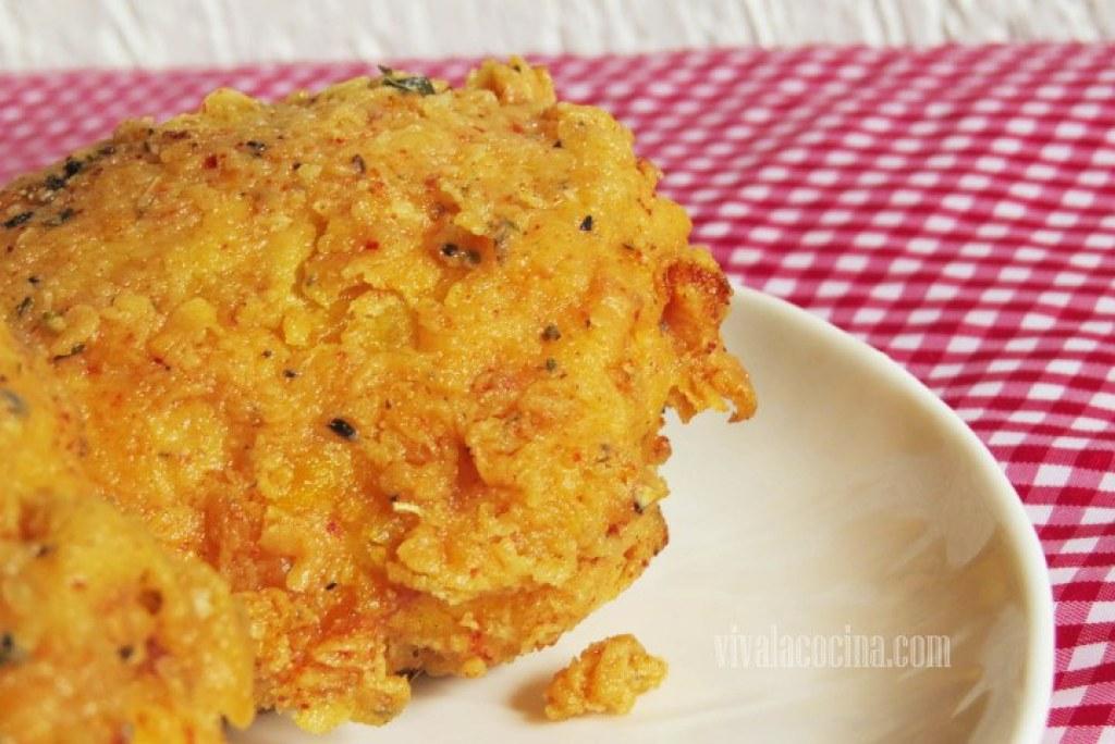 Receta de pollo frito sureño estilo americano
