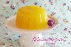 Gelatina de Jugo de Piña natural: Una receta deliciosa y muy fácil