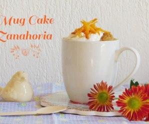 Mugcake Zanahoria