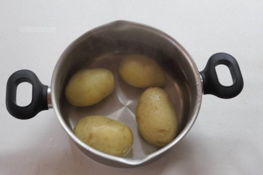 Cocinar las Papas