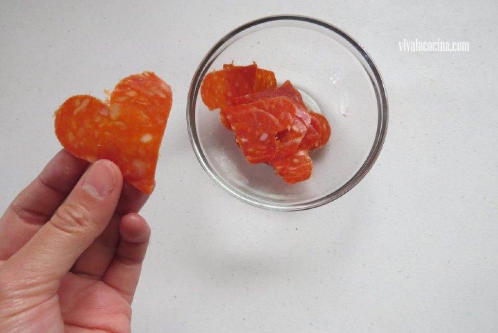 Picar el Pepperoni