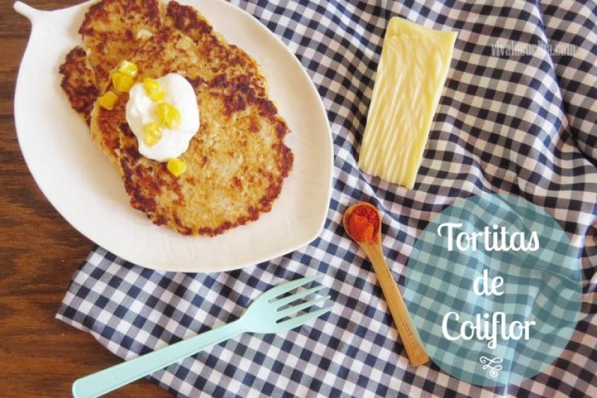 Tortitas o Frituras de Coliflor: Receta de Cuaresma