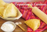 Receta de empanadas Mexicanas de Cuaresma: Empanadas de Atún y de rajas con crema