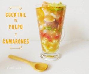 Cocktail camarones