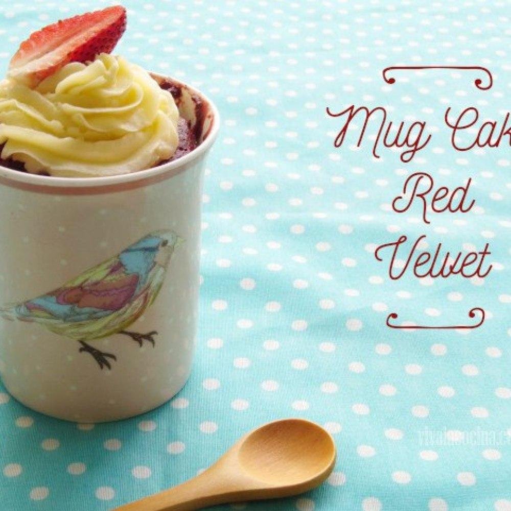 Mugcake Red Velvet