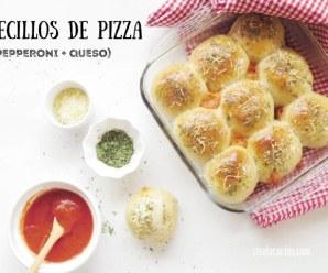 Panecillos de Pizza