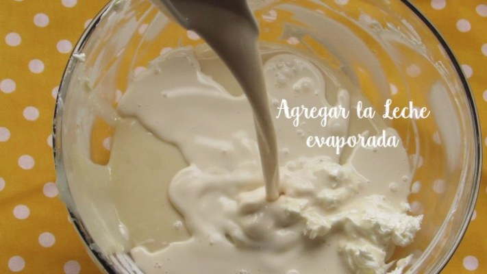 Agregar leche