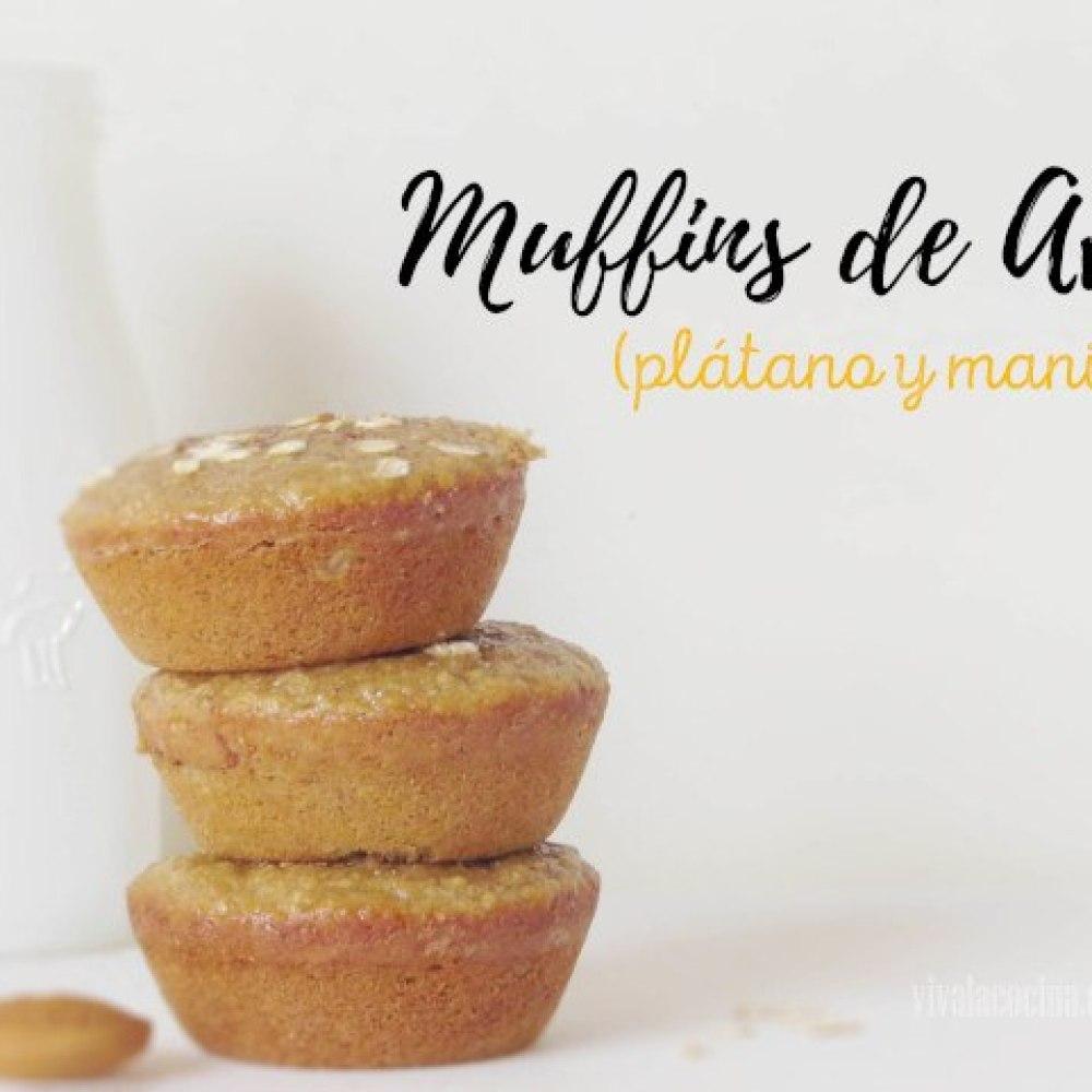 Avena y Muffins