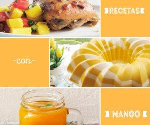 Recetas con Mango