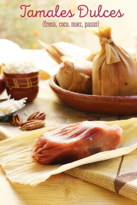 tamales dulces
